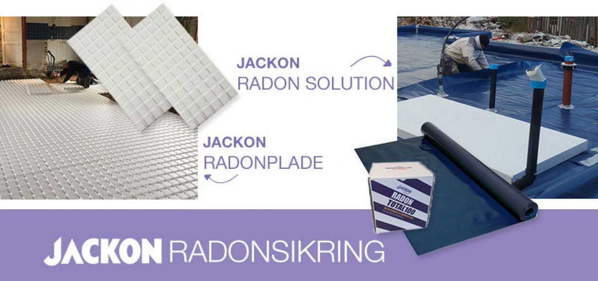 Radonsikring medium