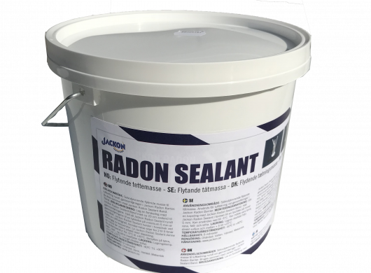 Jackon radon sealant FRI2